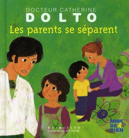LES PARENTS SE SEPARENT DOLTO/FAURE-POI GALLIMARD